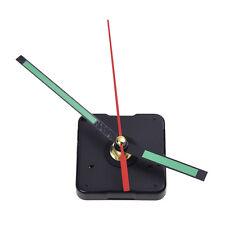 Ersatz Schwarz Uhrwerk Zubehoer/Ersatzteile Zeiger Quarz Uhr N3