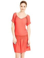 Lace Short Sleeve Petite Dresses for Women