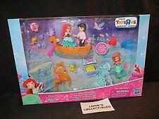Disney Ariel Princess Little Mermaid Kingdom Toys R Us Land & Sea Adventures set