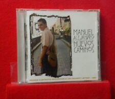 SUPER RARE Manuel Alejandro - Nuevos Caminos,Jibaro Jazz Cuatro Jazz Puerto Rico