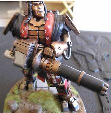 40K Space Marines Grey Knights Nemesis Dreadknight Samurai B conversion painted