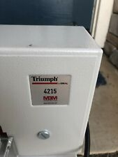 "TRIUMPH PAPER ELECTRIC CUTTER 24"" Throat"