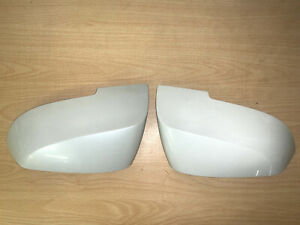 Bmw F30 1 2 3 4 Series Wing Mirror Caps Passenger & Drivers Alpine White 13-18