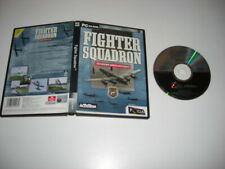 FIGHTER SQUADRON Pc Cd Rom FO - FAST POST