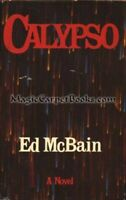 Ed McBain CALYPSO Police Procedural 87TH PRECINCT Steve Carella FIRST EDITION