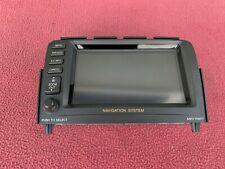 2003-2004 Acura MDX navigation system GPS display screen monitor 39810-S3V-A010