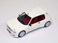 1/18 Otto GT Spirit Peugeot 205 Dimma in White Limited to 2500 OT681