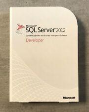 MS SQL Server 2012 Developer Edition 32/64 Bit englisch E32-00941