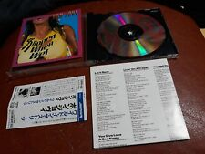 Bon Jovi - Slippery When Wet Japanese CD / 32PD-148