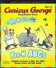 Curious George: ABC Adventure Houghton Mifflin Interactive CD-ROM