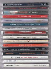 CD Sammlung Joe Cocker ( 16 CDS )