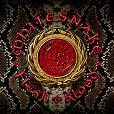 Flesh & Blood WHITESNAKE  DVD+ CD SET LIMITED EDITION flesh and blood
