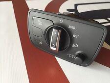 Audi A6 4G Schalter Fahrlicht Lichtschlter Chrom 4G0941531E light switch