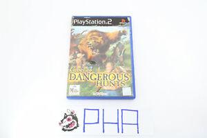 Cabela's Dangerous Hunts PS2 GAME PLAYSTATION