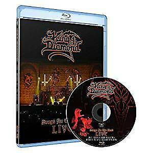 King Diamond - Songs For The Dead Live (NEW BLU-RAY)