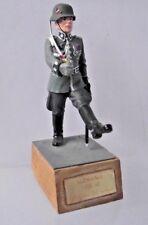 Vintage Metal Toy Model German WW2 Soldier Pro Painted Lot3
