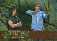 Arrow Season 1 Bronze Parallel Training Chase Card TR1