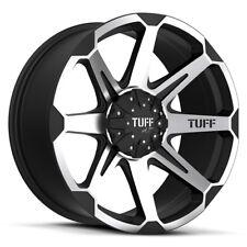 TUFF T05 9x20 5x120/139,7 Felgen für Dodge Ram 1500 Hemi Neu