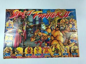 Gamepro Street Fighter II Poster , 78cm x 53cm