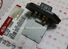 Air Con Heater Blower Motor Resistor Manual for 2008 2009 KIA Spectra / Spectra5