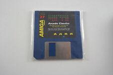 Amiga Format Disk 27 Arcade Classics Amoeba Invaders Pac-Man 87 Girl Actions