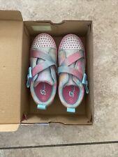 Girls Light Up Skechers Sneakers