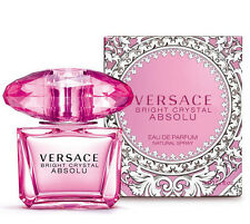 Bright Crystal Absolu By Versace 90ml Edps Womens Perfume