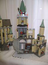 HARRY POTTER LEGO BTE 4709 HOGWAST CASTLE +NOTICE DE CONSTRUCTION SANS BOITE