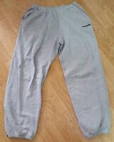 64d7f707 McKenzie Jog Tracksuit Bottoms Jogging Fleece Sweat Pant Grey Joggers Size M