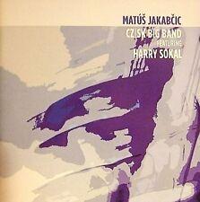 Matus Jakabcic and the CZ/SK Big Band feat. Harry Sokal - Rare Import Slovakia