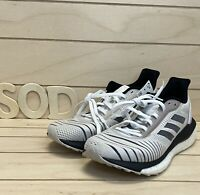 New Adidas Solar Drive Boost Women's Running Shoes White Size 8 D97429