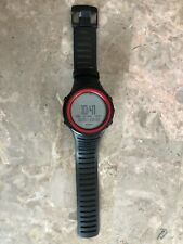 SUUNTO CORE LAVA RED MOUNTAINEERING WATCH WITH ALTIMETER BAROMETER COMPASS