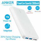 Anker PowerCore 20000mAh Portable Power Bank Dual USB External Battery Charger