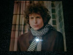 BOB DYLAN-BLONDE ON BLONDE-LAMINATED GATEFOLD SLEEVE-LATER CBS ISSUE