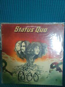 """Status Quo - Quo [vinyl - 12""""] 1974 A&M SP-3649"""