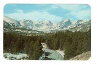 Rocky Mountain National Park Colorado Vintage Postcard EB54