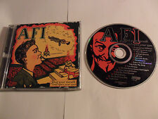 AFI - Shut Your Mouth & Open Your Eyes (CD 1997) USA Pressing