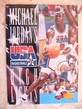 1994-95 USA Highlights #JH1 Michael Jordan