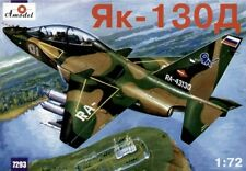 Amodel 1/72 Yakovlev Yak-130D # 7293