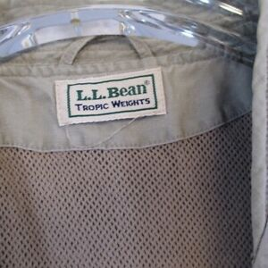 Vintage LL Bean Fishing Vest Hunting Outdoors