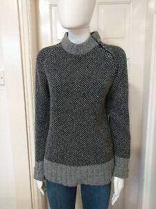 Nicole Farhi Wool/Camel Hair/Cashmere Ladies Sweater Size Medium