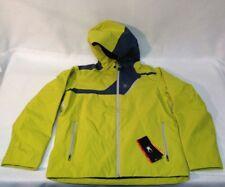 Spyder Men's Enforcer Jacket, Size XL, Sulfur/Union Blue/Cirrus - NEW