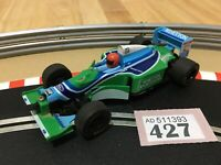 Scalextric Car Benetton F1 B193 No5 C237 Slot Car Lot 427