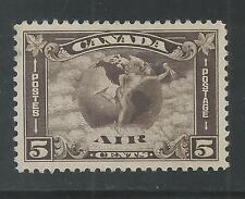 CANADA # C-2 MLH AIRMAIL GLOBE (2637)