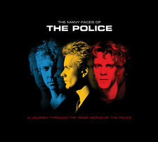 Many Faces Of The Police - 3 DISC SET - Many Faces Of The Police (2017, CD NEUF)