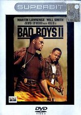 BAD BOYS II Martin Lawrence Will Smith DVD Superbit Digipack FILM SEALED