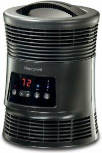Honeywell HHF370B 360 Degree Surround Fan Forced Heater with Surround Heat...