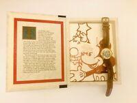 Disney's  A Mickey Mouse Christmas 1994 LTD ED #1422/2000 Wrist Watch JAPAN HTF!