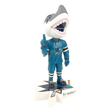 SAN JOSE SHARKS - SHARKIE - KOLLECTICO BOBBLE HEAD - BRAND NEW - BH18SJS