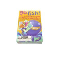 GO FISH CARD GAME - FUNNY CARD GAME FOR THE WHOLE FAMILY SEALIFE CREATURES TOYS